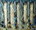 Detail : Plate #6 Concrete Art series : Story Bridge