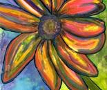 Bright Flower #1