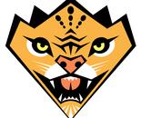 Orange Bali Leopard Karate Black Belt Super Hero Badge