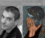 … from portrait to self-portrait … Barcelona album, diptych : Antonio Nodar / Gabriel Ruiz