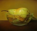 ,,Trasparency''-oil on canvas-61x50cm