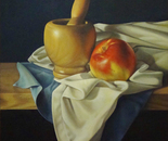 ,,Still life,,-oil on canvas-61x50cm