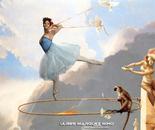Bailarina-Michael Parks por Ulises Márquez