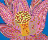 "Image of Natalya B. Parris's artwork ""Lotus"", acrylic on canvas, 12""X12"" and Bio were published on page 31 in Art & Beyond May/June 2015 Online Magazine http://www.artandbeyondpublications.com/online_mag/2015/05/mayjune-2015/"