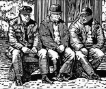 Tre Vecchi Uomini