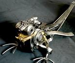 iguane mécanique