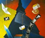 Omaggio ai 150 anni della Mole Antonellianamuseo del cinema_cm.60x80
