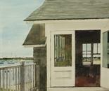 Vineyard Haven Yacht Club Deck