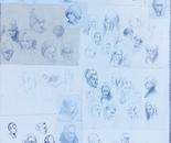 Faces-sketchers