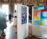 mostra_Villa Amoretti_l'opera esposta