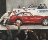 Ferrari at auction