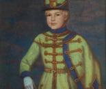 Child portrait 2 90x70