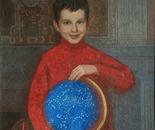 Child portrait 4 90x70