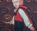 Little Dracula 90x70