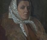 Portrait Mother_1989_37x29
