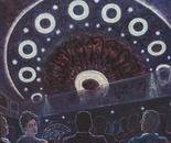 UFO At The Opera 90x90