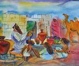 Shabbat in the desert