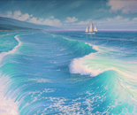 """Sailing in Paradise"""