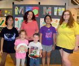"Natalya B. Parris was teaching ""Young Creative Artist"" August 3 - 7, 2015 camp for children 4 – 6 year - old at the Gaithersburg Arts Barn – Arts on the Green; 311 Kent Square Rd, Gaithersburg, MD 20878"