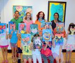 Natalya B. Parris is teaching Exploring the World through Art August 10  - 14, 2015 camp from 9am – 3pm for children 7 – 11 year - old  at the Gaithersburg Arts Barn – Arts on the Green ; 311 Kent Square Rd, Gaithersburg, MD 20878