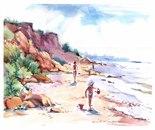 Sea coast -3