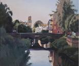 Padova in Sunset