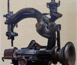 Macchina da cucire per cuoio (Sewing Machine for leather)