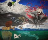 Fear In Dreams Caused By Stressful Stimuli On The Amygdala During Waking Life