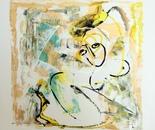 """Sunny Day, Acrylic on Canvas,36"""" x 36"""""""