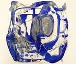 """The Ocean, Acrylic on Canvas, 36"""" x 36"""""""