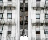 """When flatland meets flatland"" (NY-highline)"