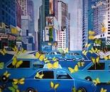 """Butterfly in New York"""
