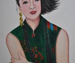 QiPao girl