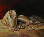 Still Life with pointe