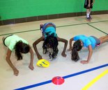 HOST Initiative and the visit of Health, Wellness and Fitness program; Montgomery County Recreation Summer Fun Center in June and July 2015