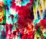Tie Dye project; DES Summer Fun Center July 31, 2015