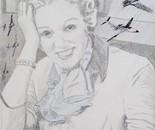 Olive Ann Beech, smiling