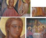The Holy Trinity. 18 century