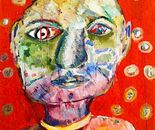 expressionism/ oil paint/ iran/ mohammad ali saeidpanah