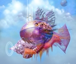 Fish Spaceship