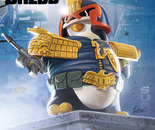 Judge Dredd Penguin