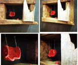 """""""La piccola altalena rossa""""/""""Little red swing"""""""