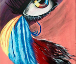 Feathered Eye