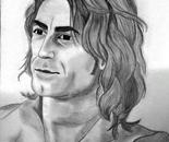 Luciano Ligabue Portrait