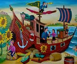 Naive's ship
