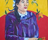 Omaggio al pittore Paul Gauguin