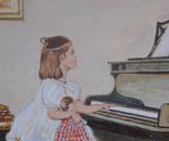 La piccola pianista