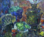 Samovar And Apples