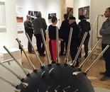 Gallerie Vierraumladen Berlin 2015