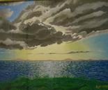 LG 0035 - Sinfonia del tramonto - olio su tela - 40x30